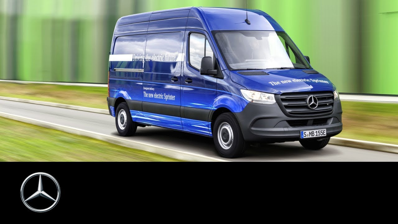 Mercedes Benz Esprinter 2019 A First Glance