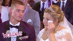 Sarafina & Peter heiraten - Die Traumhochzeit I Die Wollnys