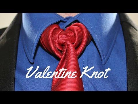 How To Tie a Tie - Valentine Knot Mp3