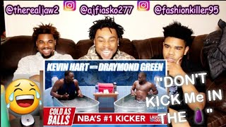 Kevin Hart + Draymond Green on Kevin Durant to Golden State   Cold as Balls   REACTION!!