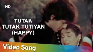 Tutak Tutak Tutiyan (Female) | Ghar Ka Chirag (1989) | Chunky Pandey | Neelam | Asha Bhosle Hits