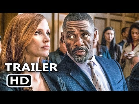 Thumbnail: MOLLY'S GAME Trailer (Idris Elba, Jessica Chastain, Kevin Costner Movie HD)