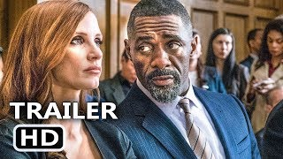 MOLLY'S GAME Trailer (Idris Elba, Jessica Chastain, Kevin Costner Movie HD)