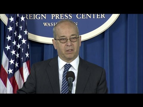 "Washington Foreign Press Center Briefing on ""Perspectives on U.S. Policy Toward the Asia-Pacific"""