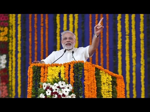 PM Modi's Speech at Samajik Adhikarita Shivir for Distributi