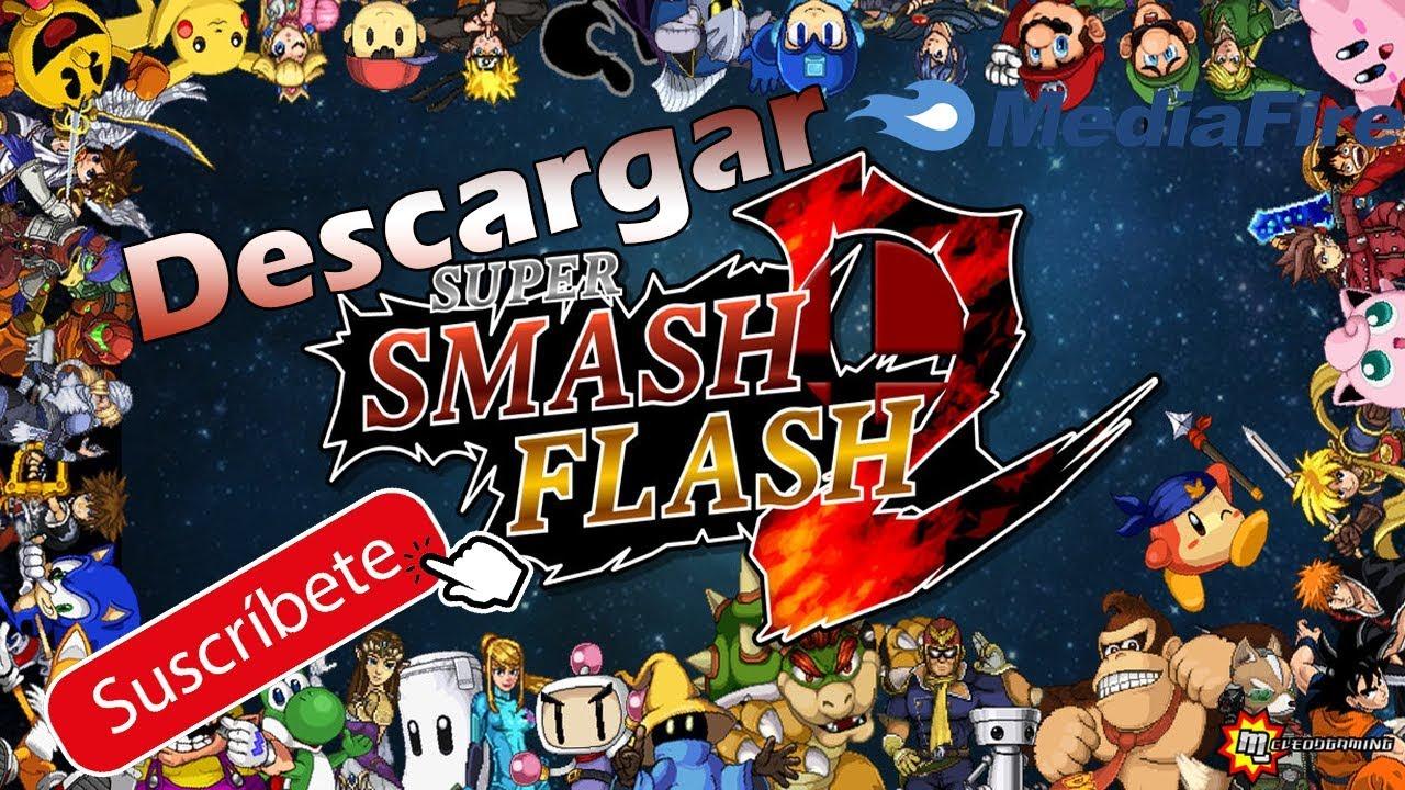 Super Smash Flash 21