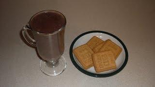 Ароматный домашний горячий шоколад