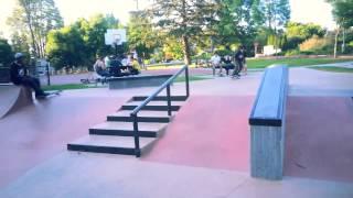 Seatac Skatepark Montage.