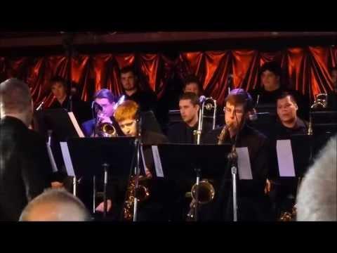 The Big Band Boogie Bash, Highlights, Mercury Cafe, Denver 2/16/13