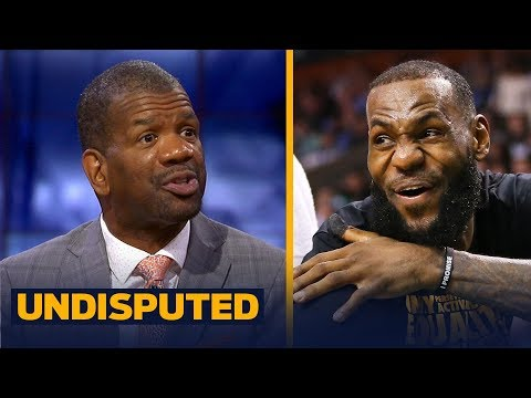 Rob Parker lists why LeBron James will be making a big mistake if he comes West | NBA | UNDISPUTED