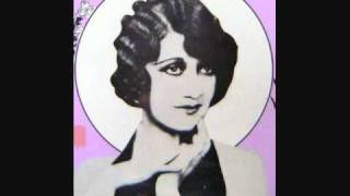 Ruth Etting - Dancing with Tears in My Eyes (1930)