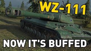 World of Tanks    Now It's Buffed - WZ-111