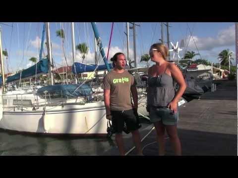 Guadeloupe trotter - Jour 18 : Journée à Petite Terre