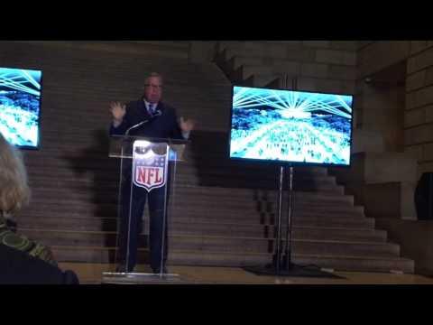 Former Eagles QB Ron Jaworski discusses NFL Draft in Philadelphia