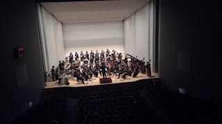 ミュージカル「レ・ミゼラブル」より 神奈川朝鮮中高級学校吹奏楽部 第19回定期演奏会