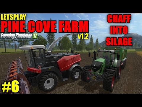 "Farming Simulator 17 - Pine Cove Farm v1.2 ""Letsplay"" Part 6"