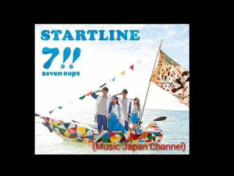 Seven oops 太陽にKiss [Album Startline]