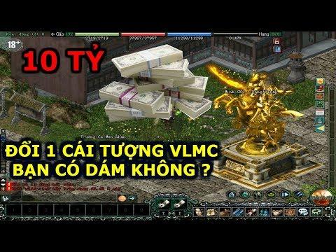 10 Tỷ để đổi một tượng VÕ LÂM MINH CHỦ