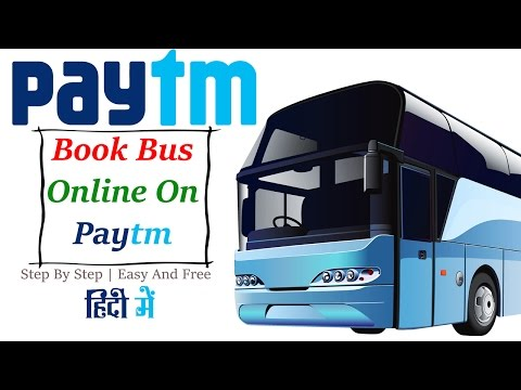 Paytm Bus Ticket Booking