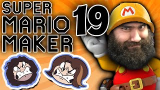 Super Mario Maker: Just a Little Stupid - PART 19 - Game Grumps