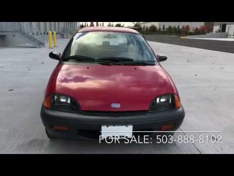 SOLD: 1996 Geo Metro 2D Coupe Hatchback - CALL (5O3) 888-8lO2