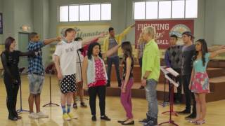 Austin And Ally Glee Club Mash Up