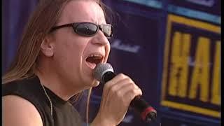 НАШЕСТВИЕ 2002: Ария - Штиль
