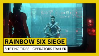 Rainbow Six Siege: Operation Shifting Tides – Wamai & Kali Trailer