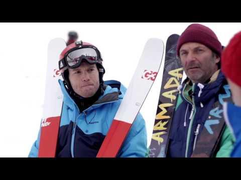 Le Ski Journal #10 - Nouveautés Skis 2017
