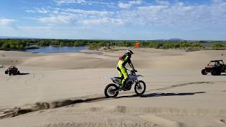 Summertime fun at the sand dunes (Rexburg Motorsports)