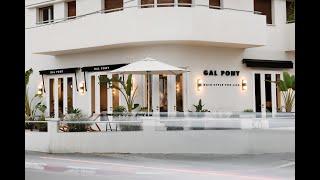 GAL PONY Hair salon by Architect OSHIR ASABAN