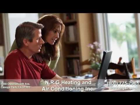 AC Repair Service & Installation - NRG Heating and Air Conditioning