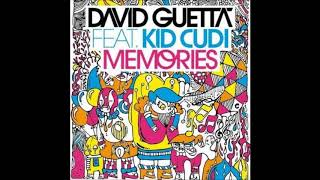 David Guetta ft. Kid Cudi - Memories  [DJ Mebbe]