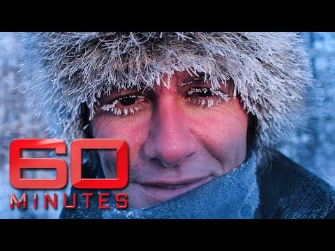 Liam Bartlett's nose froze in the coldest town in the world | 60 Minutes Australia
