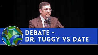 """Debate - Dr. Dale Tuggy vs. Chris Date """"Is Jesus Human and not Divine?"""""""