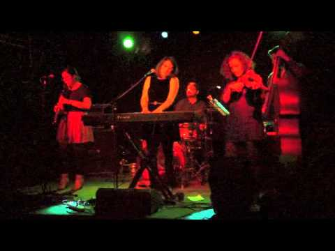 """AK """"Electricity"""" at Bar Matchless, Brooklyn"""