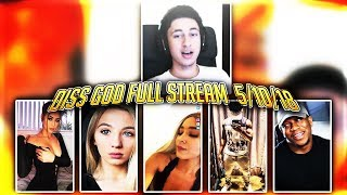 5/10/18 Diss God Full Stream CALLING BADDIES