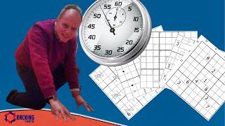 A 5-puzzle Speedrun