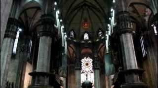 ИТАЛИЯ. Милан. Кафедральный Собор(Интерьер миланского собора., 2012-09-29T14:40:01.000Z)