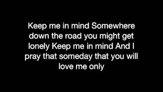 "Zac brown band ""keep me in mind"" with lyrics"