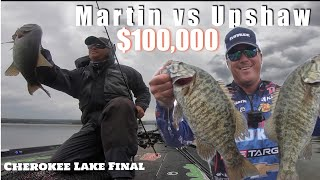 $100,000 - Martin vs. Upshaw - Cherokee Lake Final