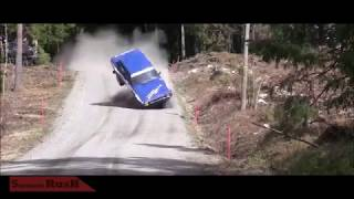 Unbelievable Ultimate Rally Cars Accident
