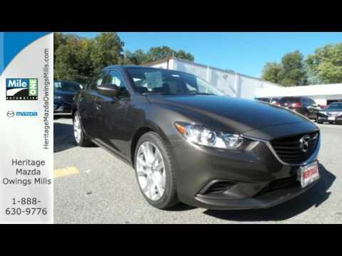 2016 Mazda Mazda6 Baltimore MD Owings Mills, MD #BG446439   SOLD