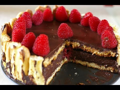 Raspberry Ladyfinger Cheesecake | EASY TO LEARN | QUICK RECIPES