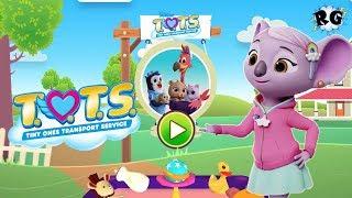 TOTS: Servicio de entrega de animalitos - Juegos de Feria - Disney Junior