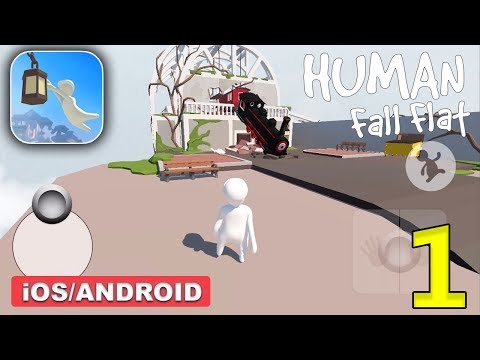 HUMAN FALL FLAT - Android / IOS Gameplay Walkthrough - #1