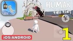HUMAN FALL FLAT - Android / iOS Gameplay Walkthrough - #1