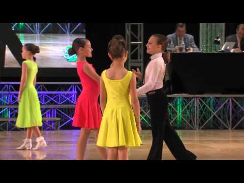 2015 Emerald Ball Dancesport Championships - Pre-Teen Final