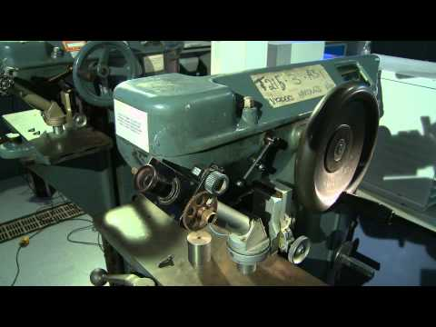 In The Materials Lab, Destructive Testing - Network Rail engineering education (14 of 15)