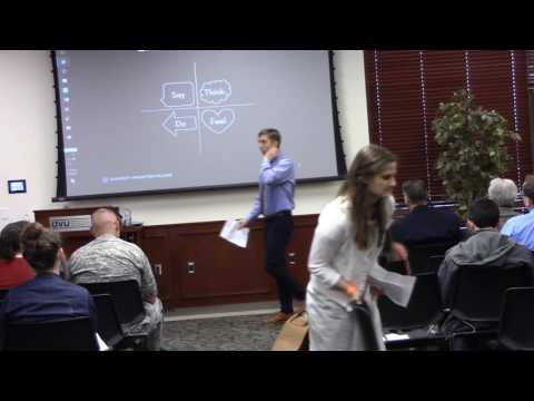 Human Center Design: The Design THinking Process - SLAM Conference 2017